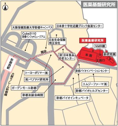 キャンパスmap
